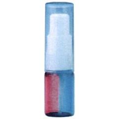 【香水 ヒロセ アトマイザー】HIROSE ATOMIZER グラデーション ガラスアトマイザー 47075 (ミニグラ2 ブルー/レッド) 2.5ml