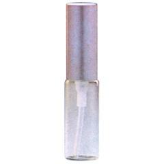 ヒロセ アトマイザー HIROSE ATOMIZER クリアー ガラスアトマイザー アルミキャップ 48095 (CLガラスAT ゴールド) 4ml