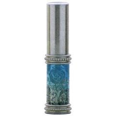 ヒロセ アトマイザー HIROSE ATOMIZER ラメ 薔薇 ガラスアトマイザー 16121 (メタルラメバラ シルバー) 4ml