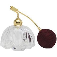 ヒロセ アトマイザー HIROSE ATOMIZER 卓上 アトマイザー ドイツ製 クリスタル 香水瓶 39223 (クリスタルタクジョウ) 60ml