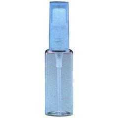 ヒロセ アトマイザー HIROSE ATOMIZER 10ml クリアーガラスアトマイザー 47146 (10MLクリアー ブルー) 10ml
