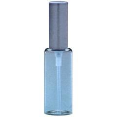 ヒロセ アトマイザー HIROSE ATOMIZER 10ml ガラスアトマイザー アルミキャップ 57147 (10ML MS クリアー ブラック) 10ml