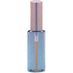 ヒロセ アトマイザー HIROSE ATOMIZER 10ml スケルトンガラスアトマイザー 60150 (10ML MSスケルトン アルミキャップ ゴールド) 10ml