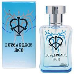 LOVE&PEACE ラブ&ピース メン EDP・SP 50ml 香水 フレグランス LOVE AND PEACE MEN