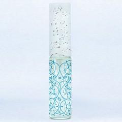 ヤマダアトマイザー YAMADA ATOMIZER グラスアトマイザー プラスチックポンプ 柄 50442 アラベスク ブルー 4ml