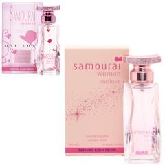 アランドロン ALAIN DELON サムライ ウーマン ワン ラブ EDT・SP 40ml 香水 フレグランス SAMOURAI WOMAN ONE LOVE