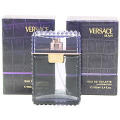 【あす着】VERSACE ヴェルサーチ マン EDT・SP 100ml 香水 フレグランス VERSACE MAN