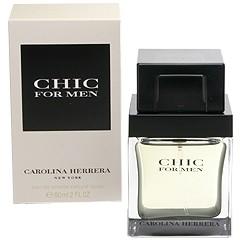 キャロライナヘレラ CAROLINA HERRERA シック メン EDT・SP 60ml 香水 フレグランス CHIC FOR MEN