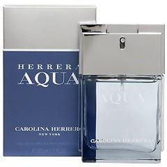 キャロライナヘレラ CAROLINA HERRERA ヘレラ アクア EDT・SP 50ml 香水 フレグランス HERRERA AQUA FOR MEN