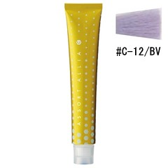 【デミコスメティクス】 アソート アリア C 1剤 クリアライン #C-12/BV (ブルーバイオレット) 80g DEMI COSMETICS ヘアケア
