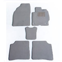 送料無料 天野 AMANO ファミリア セダン 年式:H10〜H15 (2WD) フロアマット一式 エクセレント [カラー:ブラック ウェーブ] カー用品