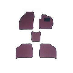 天野 AMANO フレア ワゴン 年式:H25〜 フロアマット一式 エコノミー [カラー:ブラック] カー用品
