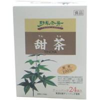 黒姫和漢薬研究所 KUROHIME MEDICAL HERB TEA 野草茶房 甜茶 2g×24包 健康食品