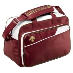 デサント DESCENTE セカンドバッグ [カラー:エンジ×ホワイト] [容量:約33L] #C-091B-ENWH スポーツ・アウトドア