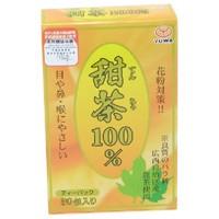 ユーワ YUWA 甜茶100% 2g×30包 健康食品