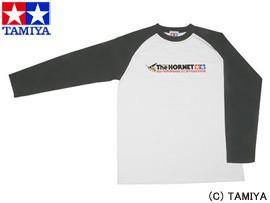 TAMIYA タミヤ オリジナルグッズ タミヤ長袖Tシャツ(ホーネット) S 玩具