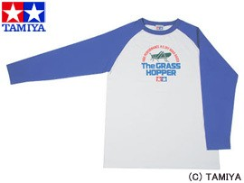 TAMIYA タミヤ オリジナルグッズ タミヤ長袖Tシャツ(グラスホッパー) M 玩具