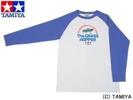 TAMIYA タミヤ オリジナルグッズ タミヤ長袖Tシャツ(グラスホッパー) S 玩具