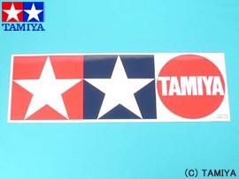 TAMIYA タミヤ オリジナルグッズ タミヤGPステッカー(大) 1枚 玩具