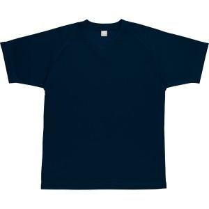 送料無料 ゼット ベースボールVネックTシャツ [カラー:ネイビー] [サイズ:L] #BOT625-2900 ZETT スポーツ・アウトドア
