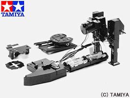 タミヤ TAMIYA ビックトラックパーツ TROP.5 オートサポートレッグ 玩具