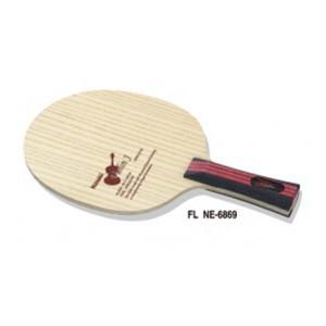 送料無料 ニッタク NITTAKU バイオリンJ FL 卓球ラケット #NE-6869 スポーツ・アウトドア