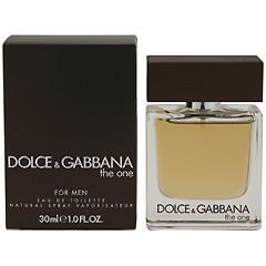 ドルチェ&ガッバーナ DOLCE&GABBANA ジ ワン フォーメン EDT・SP 30ml 香水 フレグランス THE ONE FOR MEN
