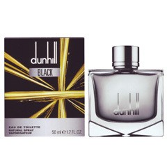 DUNHILL ダンヒル ブラック EDT・SP 50ml 香水 フレグランス DUNHILL BLACK