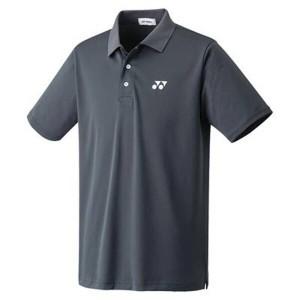 送料無料 ヨネックス スポーツウェア ポロシャツ(ユニセックス) 10300 [カラー:チャコールグレー] [サイズ:M] #10300-036 YONEX