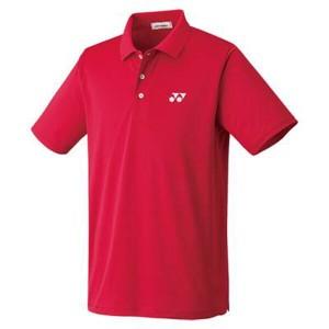 ヨネックス YONEX スポーツウェア ポロシャツ(ユニセックス) 10300 [カラー:クリスタルレッド] [サイズ:O] #10300-688