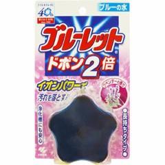 小林製薬 KOBAYASHI PHARMACEUTICAL ブルーレットドボン 2倍 ラベンダーの香り 120g 日用品・生活雑貨