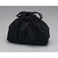 【ハコヤ】 巾着袋 細長メンズ用 黒 HAKOYA キッチン用品