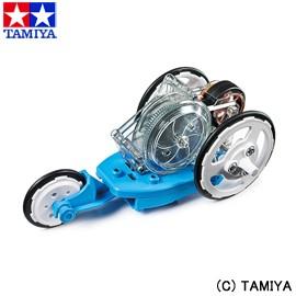 送料無料 タミヤ 楽しい工作 No.217 はずみ車動力車工作セット TAMIYA 玩具 FRICTION POWERED CAR