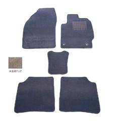 送料無料 天野 AMANO ファミリア セダン 年式:H10〜H15 (2WD) フロアマット一式 スクエア [カラー:グレー] カー用品