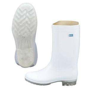 19%OFF 送料無料 アキレス 長靴 タフテックホワイト62(透明底) 白 26.5cm ACHILLES キッチン用品