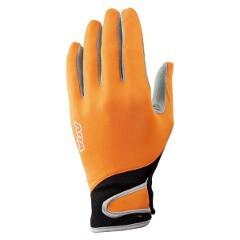 送料無料 エーキューエー UV ライトグローブ [カラー:オレンジ] [サイズ:XL] #KW-4470A-43 AQA スポーツ・アウトドア