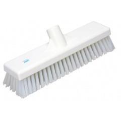 ヴァイカン デッキブラシ ハードタイプ 7060 ホワイト VIKAN 送料無料 18%OFF 日用品・生活雑貨