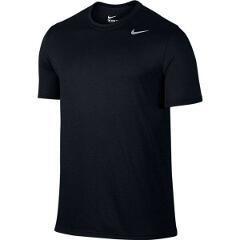 ナイキ NIKE DRI-FIT レジェンド S/S Tシャツ [カラー:ブラック×ブラック×Mシルバー] [サイズ:S] #718834-010 スポーツ・アウトドア