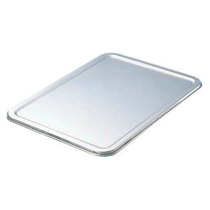 16%OFF 送料無料 【イケダ】IKD 抗菌ステンレス 角バット蓋(生鮮・スタッキング兼用) 10枚取用 IKEDA キッチン用品