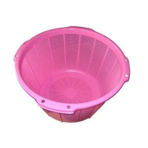 積水テクノ成型 SEKISUI TECHNO MOLDING セキスイ ザルカゴ #30 ピンク キッチン用品