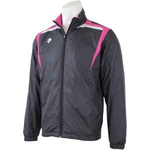 デサント ウインドブレーカージャケット [カラー:ブラック×ピンク] [サイズ:S] #DAT3664-BKPK DESCENTE 送料無料 17%OFF