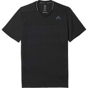 7%OFF 送料無料 アディダス M エスノバ(SNOVA) リフレクト 半袖 シャツ [カラー:ブラック] [サイズ:S] #BPF13-S94379 ADIDAS