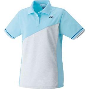 11%OFF 送料無料 ヨネックス ウィメンズ ポロシャツ [カラー:アクアブルー] [サイズ:O] #20337-111 YONEX スポーツ・アウトドア