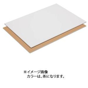 【住べテクノプラスチック】 取り板 アルミン軽量タイプ CTL-51300 600型(茶) 600×400×6.3 SUMIBE TECHNO PLASTICS キッチン用品