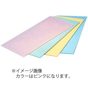 住べテクノプラスチック SUMIBE TECHNO PLASTICS 住友 抗菌カラーソフトまな板 (厚さ3mm) CT-320 ピンク キッチン用品