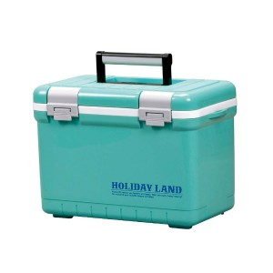 【伸和】 ホリデーランドクーラー CBX-11L ライトブルー SHINWA キッチン用品 FOOD PAN CARRIER