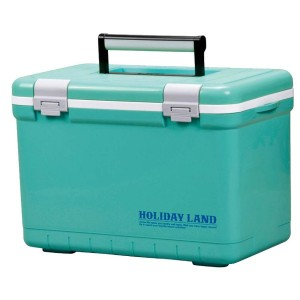 【伸和】 ホリデーランドクーラー CBX-22L ライトブルー SHINWA キッチン用品 FOOD PAN CARRIER