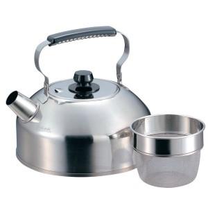 【タケコシ】 18-8 ロワール 麦茶ケットル 4L TAKEKOSI キッチン用品 KETTLE