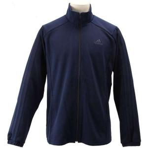 送料無料 アディダス ウォームアップジャケット [サイズ:L] [カラー:カレッジネイビー×カレッジネイビー] #BUW11-AZ5149 ADIDAS