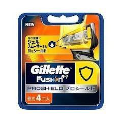 【P&G】 ジレット フュージョン プロシールド 替刃 4個入り 化粧品 コスメ